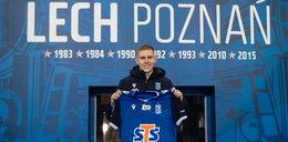 Aron Johannsson nowy piłkarz Lecha. Lekarze mówili, że już nie zagra w piłkę
