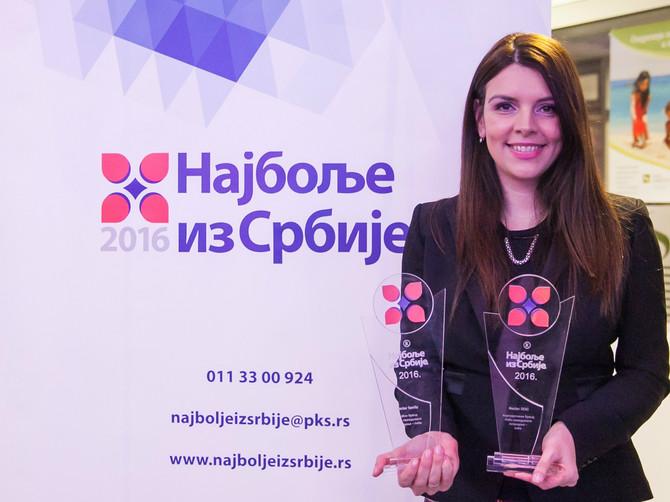 """""""Nectar"""" najbolji brend u Srbiji po glasovima potrošača"""