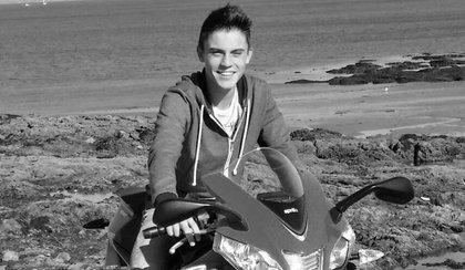 Tragiczny wypadek młodego motocyklisty. Zginął podczas zawodów