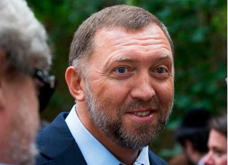 Oleg Deripaska AP
