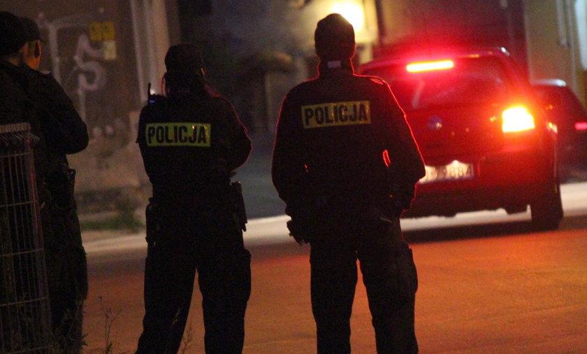 POLICYJNA OBLAWA