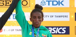 To zdjęcie medalistki zszokowało wielu. Jaka jest prawda?