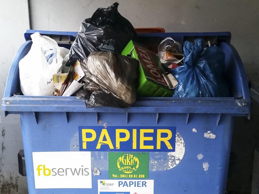 Co dalej ze śmieciami? GOAP szykuje się do planu B