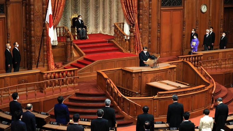 Japoński parlament