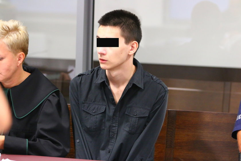 Kamil N. - zabójca z Rakowisk