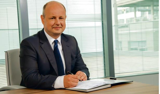 Tomasz Rudnicki, szef Generalnej Dyrekcji Dróg Krajowych i Autostrad
