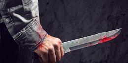 Krwawa rzeź pod sklepem nocnym. Ukrainiec nie miał litości