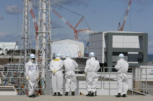 Zarówno w Czarnobylu, jak i w Fukushimie miało miejsce nadtopienie rdzenia i eksplozja właśnie tlenowo-wodorowa