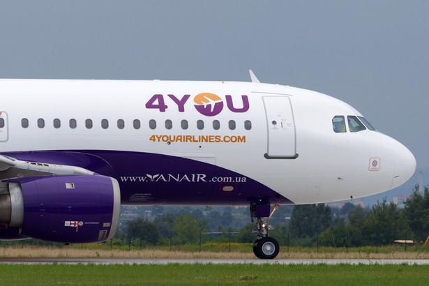 W czwartek UOKiK poinformował, że zwrócił się do prokuratury o zbadanie spółki 4You Airlines pod kątem możliwości popełnienia przestępstwa