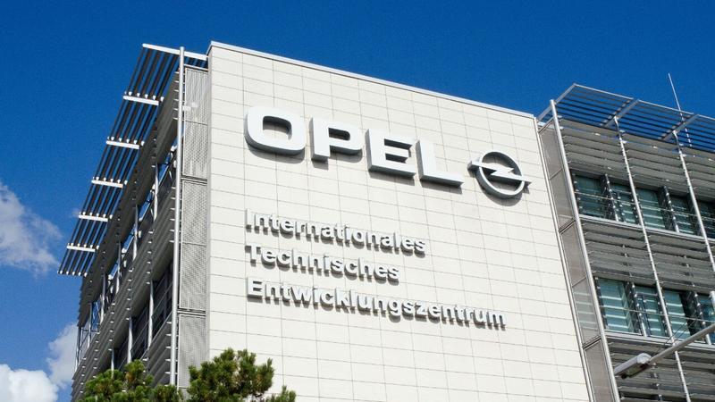 Opel - siedziba centrum badawczo-rozwojowego