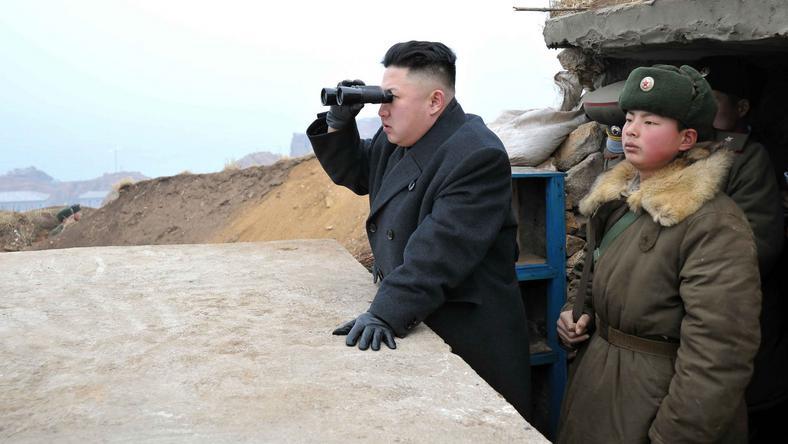 Fot. AFP/KCNA VIA KNS