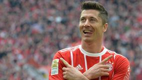 """Niemcy: hat trick i historyczny wyczyn """"Lewego"""", Bayern zmiażdżył HSV"""