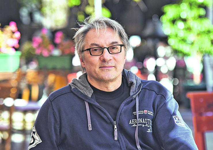 Novi Sad69 Igor Antic sin Miroslava Mike Antica  foto Nenad Mihajlovic