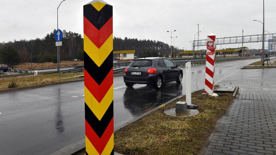 Podróże z Polski do Niemiec. Nowe warunki dla ozdrowieńców i zaszczepionych