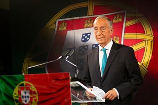Prezydent Portugalii Rebelo de Sousa zaprzysiężony na drugą kadencję
