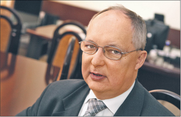Piotr Kołodziejczyk, podsekretarz stanu w Ministerstwie Spraw Wewnętrznych i Administracji Fot. Wojciech Górski