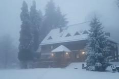 sneg hrvatska