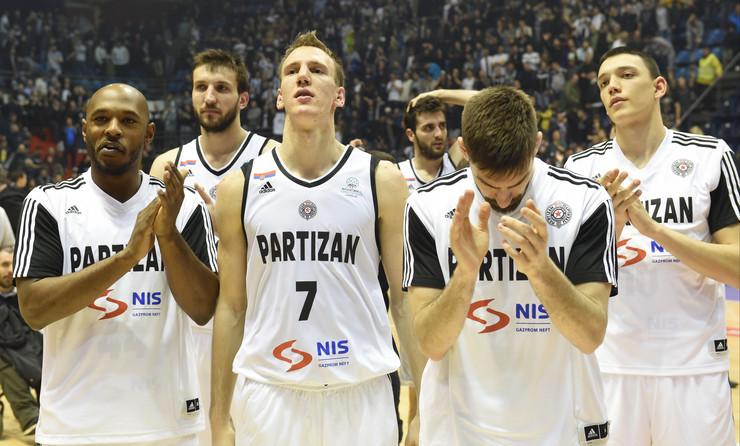 KK Partizan, KK PAOK