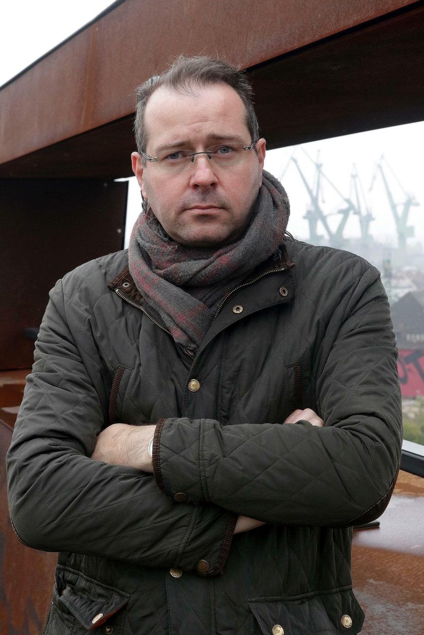 Andrzej Trzeciak z ECS