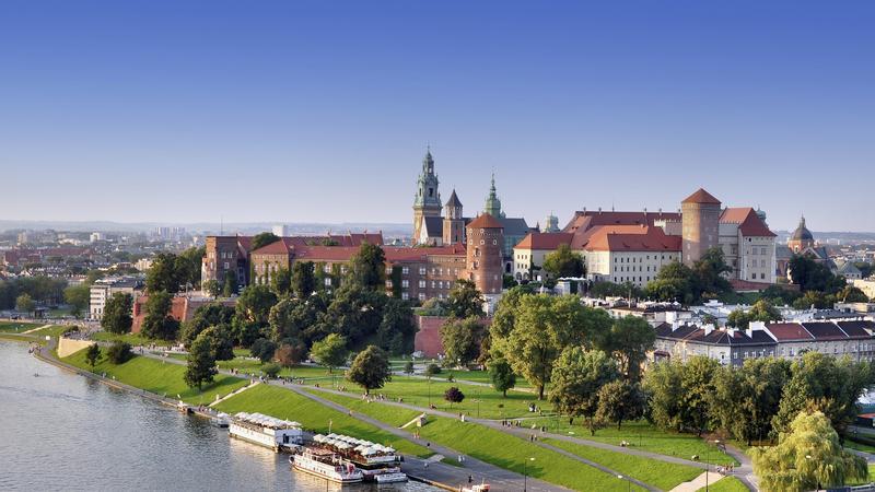 W Krakowie pod Wawelem rozpoczyna się Jarmark Świętojański