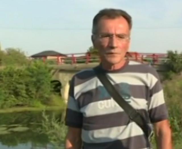 """Zoran Janković iz Udruženja """"Eko - Pančevački rit"""""""