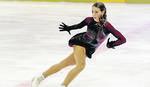 USTAJE U PET SATI, A UČI NOĆU Devojčica (14) iz Subotice ledenim tangom osvaja medalje