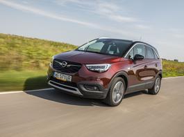 Opel Crossland X 1.5d Elite – ekonomiczna natura – TEST