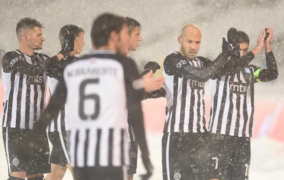 Partizan ima najbolju odbranu u ligi, škripi u ofanzivi