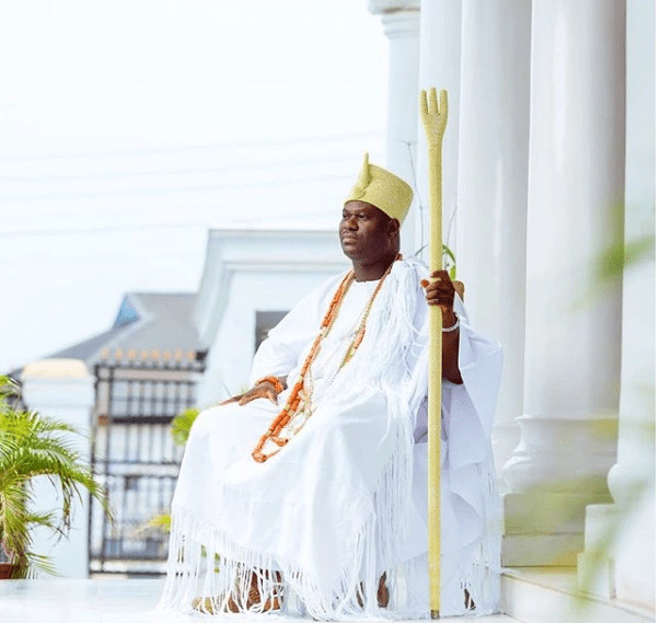 Current Ooni of Ife [MaDailyGist]