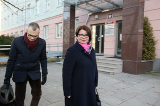 Śledztwo smoleńskie: Przesłuchanie Fitas-Dukaczewskiej przerwane do decyzji sądu ws. zwolnienia z tajemnicy