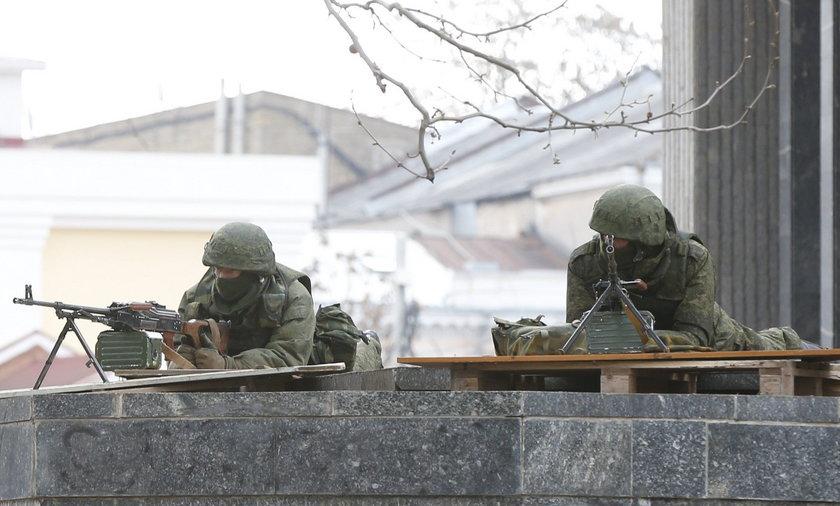 krym ukraina wojsko