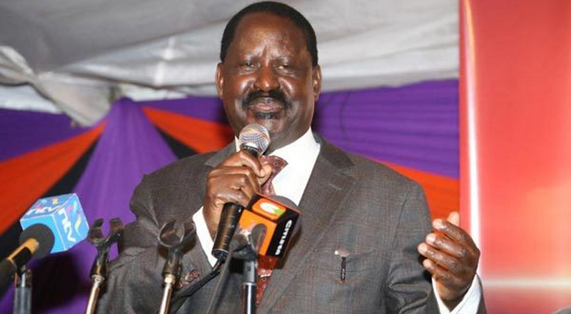 Raila's presence at party sends tongues wagging with a mega rally scheduled for 18 Jan 2020