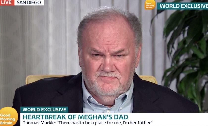 Ojciec Meghan Markle będzie zeznawał przeciwko niej w sądzie?
