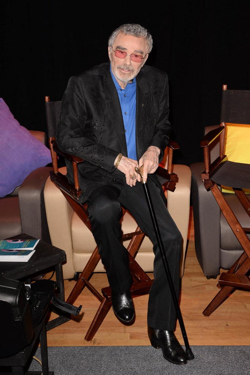 Nie żyje Burt Reynolds. Aktor miał 82 lata