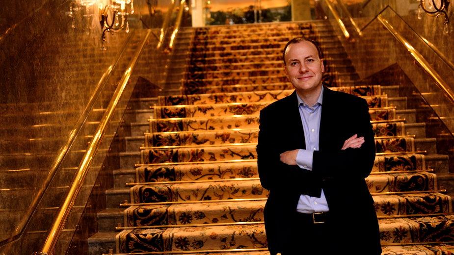 Jean-Briac Perrette, prezes Discovery Networks International