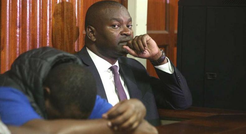 Rashid Echesa to spend another night in police custody