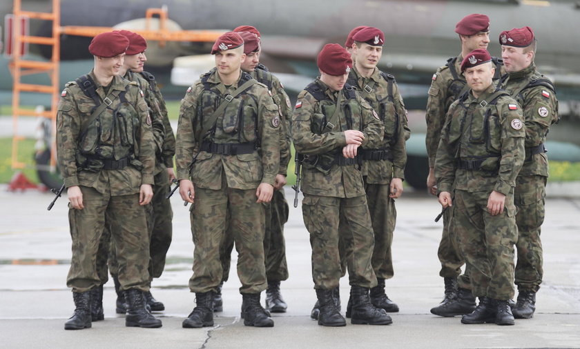 Podwyżki w polskiej armii