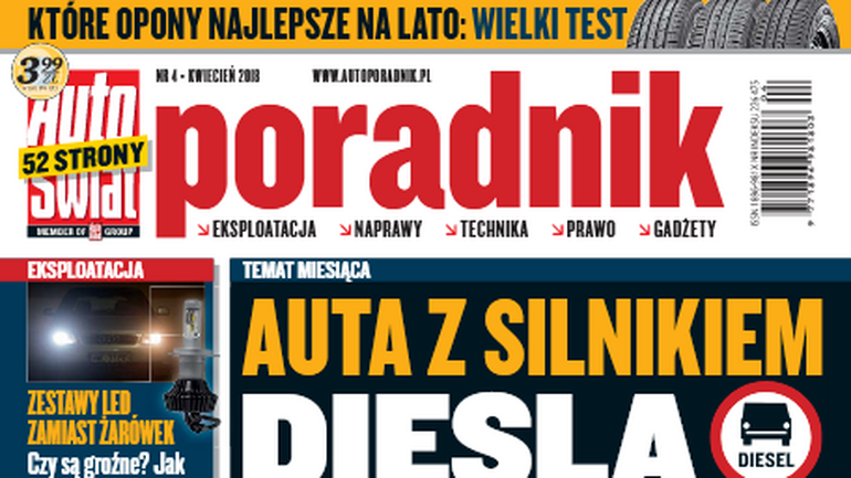 Auto Świat Poradnik 4/2018