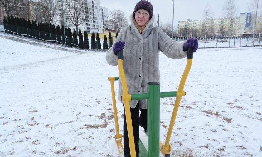 Rekordowo zimno w Lublinie
