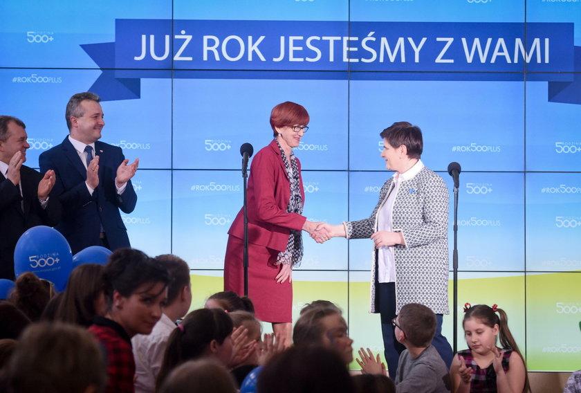 Elżbieta Rafalska: Nie jestem gwiazdą w rządzie PiS