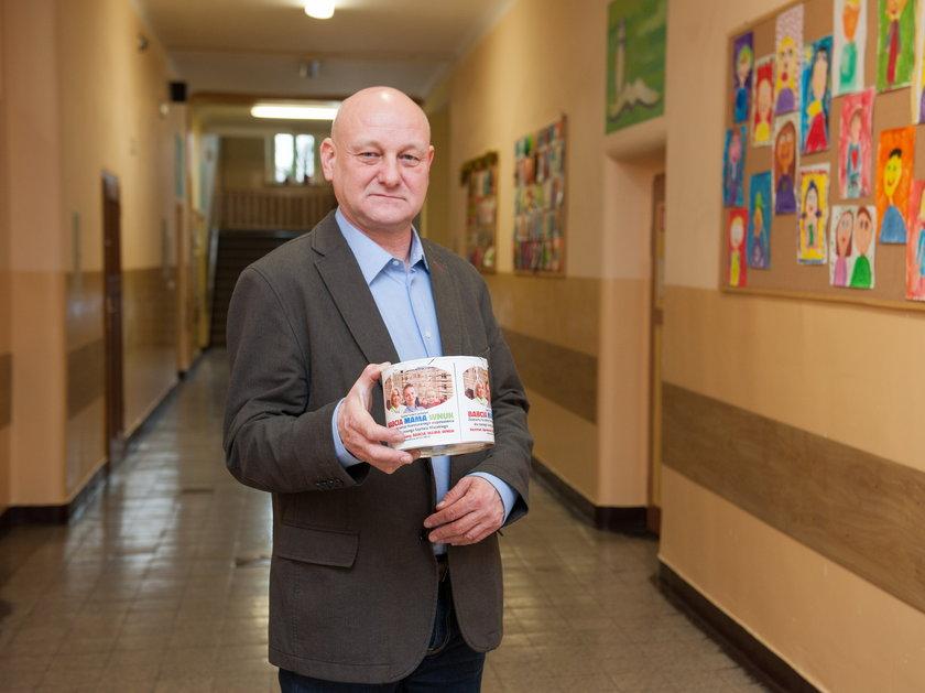 W Piekarach Śl.dzieci zbierają pieniądze na wyposażenie szpitala