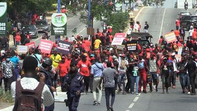 NDC invites #FixTheCountry campaigners to join 'march for justice' demo