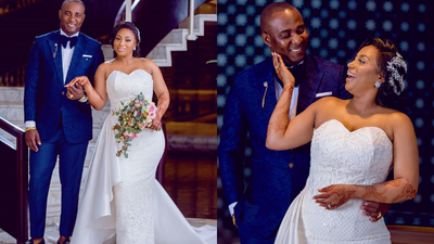 The Multi-million gifts Diamond's Sister received at her wedding reception (Video)