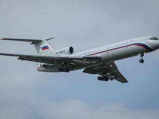 TU-154 Russian Air Force