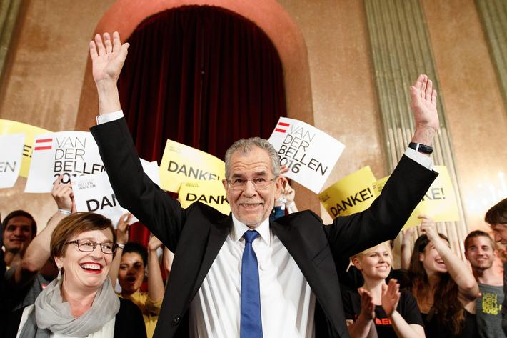 Austrian President elections