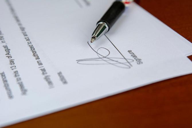 Nečitak potpis otkriva prepredenu osobu