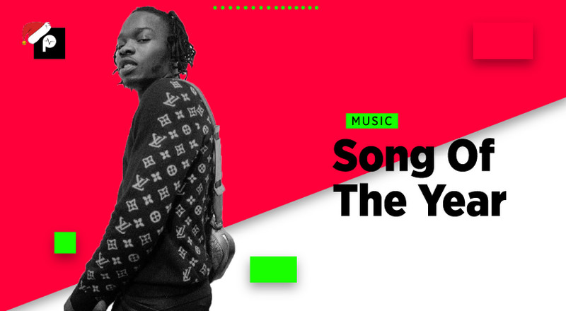 Here are the top 10 Nigerian songs of 2019