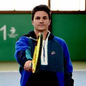 """NA TI SA KECMANOVIĆEM Mladi teniser za """"Blic"""": Prvi put sam u životu gledao FUDBALSKU UTAKMICU UŽIVO!"""