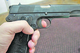 trofejno oruzje poljski pistolj radon