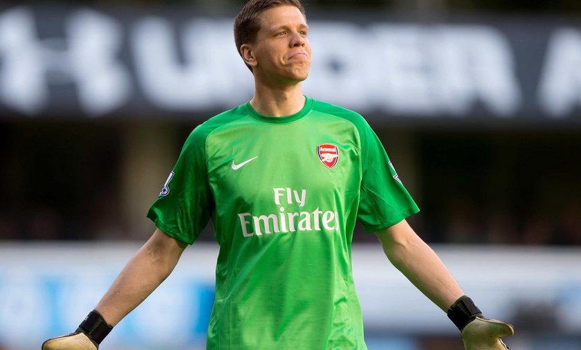 Wojciech Szczęsny wciąż bramkarzem nr 1 w Arsenalu Londyn!